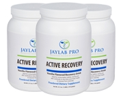 Jaylab Pro Active Recovery 3 Pack